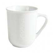 Porcelianinis puodelis Ergo
