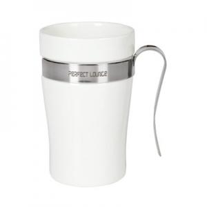 Porcelianinis puodelis Cosmo