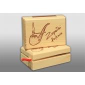 Išskirtiniai degtukai medinėje dėžutėje 65