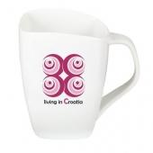 Porcelianinis puodelis Swing