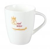 Porcelianinis puodelis Joy white
