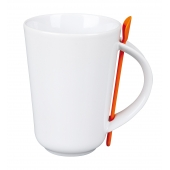 Porcelianinis puodelis Jazz