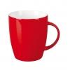 Keramikinis puodelis Mini specta red
