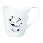 Porcelianinis puodelis Star