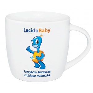Porcelianinis puodelis Handy