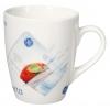 Keramikinis puodelis Ilona white