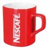 Keramikinis puodelis Ness red