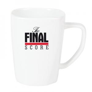 Porcelianinis puodelis Edge