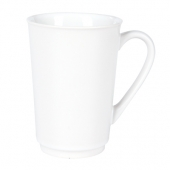 Keramikinis puodelis Cool white