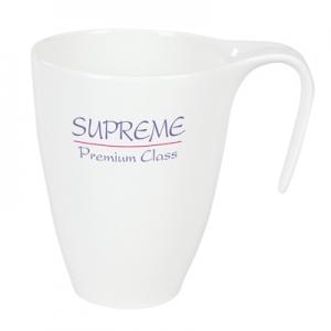 Porcelianinis puodelis Swan