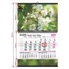 Mažas sieninis kalendorius (310x500 mm) 2 reklam. plotai
