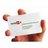 Vienpusės vizitinės korteles