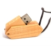 usb raktas Wooden 15 4GB